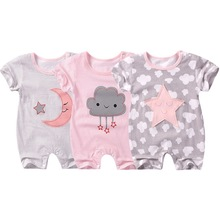 Summer Baby clothes newborn baby rompers