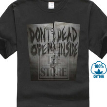 Walking Zombie Herren T Shirt Mit Dont Open Dead Inside Nerd Fan Shirt (China) 6818d09a11