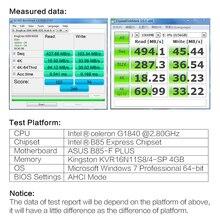 KingDian Hot Ultra Thin Most Competitive internal SSD Hard Drive Solid State Disk Mini SATA 64 SSD mSATA mSATA3 60GB (M200-60G)