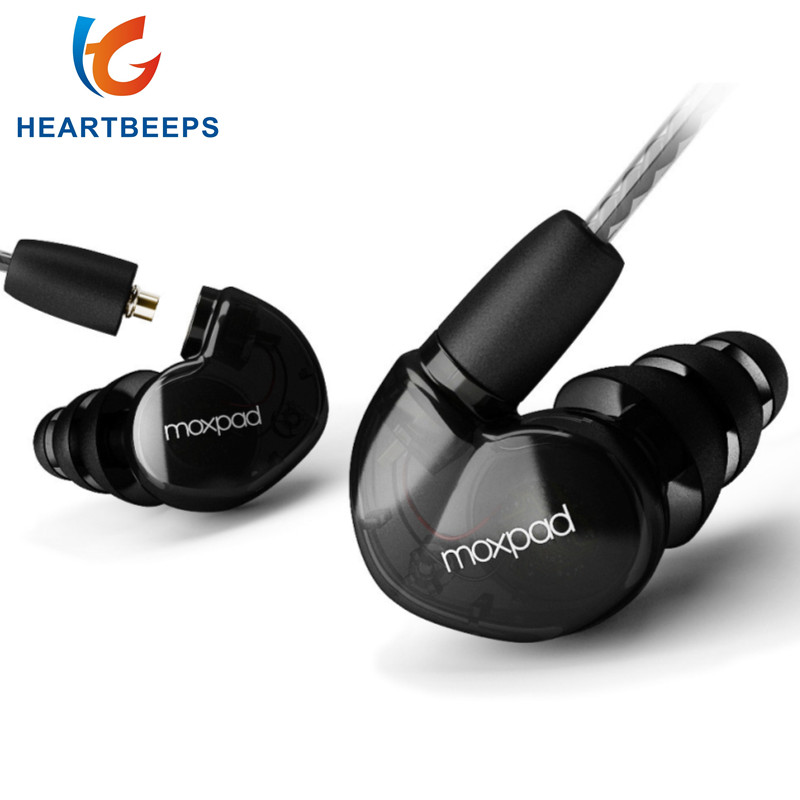 Original Moxpad X6 In-ear sport Earphones with Mic for Huawei ZTE ,Mobile Cell Phones,Replacement Cable+Noise Isolating headset original huawei am180 in ear 3 5mm active noise cancellation earphones