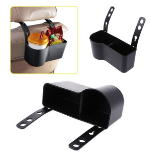Image 1 - Car Cup Holder Car Headrest Seat Back Mount Organizer Multifunctional Vehicle Cup Drink Holder Stand Boxes Storage Box
