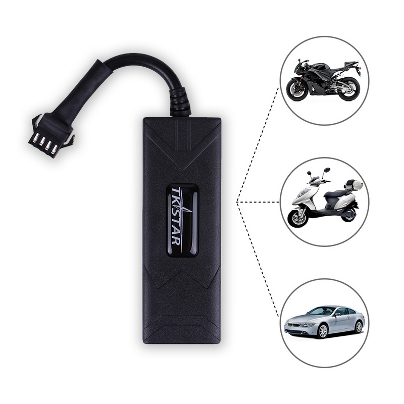 GSM GPRS Car GPS Tracker TK806 Main Unit Support SMS Tracking Geo Fence GPS LBS Postioning Auto Vehicle GPS Locator Free APP-in GPS Trackers from Automobiles & Motorcycles