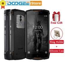 DOOGEE S55 IP68 Su Geçirmez Smartphone 4 GB 64 GB 5500 mAh MTK6750T Octa Çekirdekli 5.5 inç Android 8.0 Çift SIM 13.0MP Volte OT...