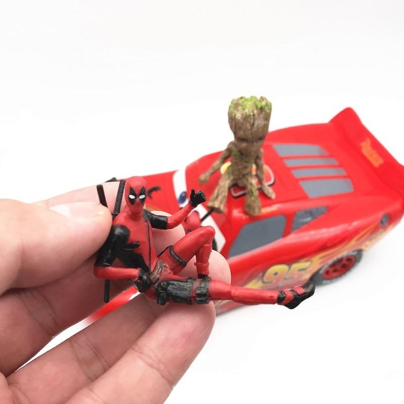 Figurine Marvel Sitting Mini 6
