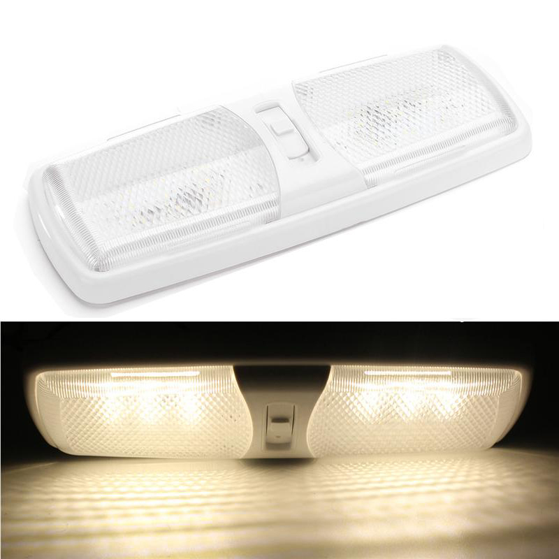 18LED Car Interior Dome Light Ceiling Lamp LED Reading Light for 12V Marine Yacht RV Camper Motor Home-in RV Parts & Accessories from Automobiles & Motorcycles