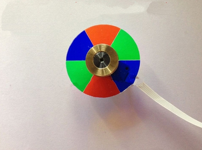 NEW Original Projector Color Wheel for Optoma H27