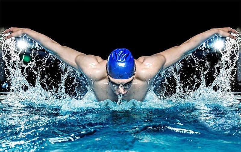 7ac922ee7 YINGFA 2018 nuevos niños traje de baño competitivo natación niños natación  bragas competición trajes de baño para hombres traje de baño profesional ...