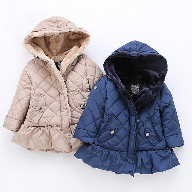 62a889d3983c New Winter Kids Coat Children s Parkas Winter Jackets For Girls ...