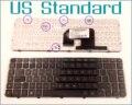 Versión ee. uu. inglés teclado para hp pavilion dv6-3000 dv6t-3000 dv6z-3000 dv6-3100 dv6-3130 dv6-3129nr dv6-3130us portátil