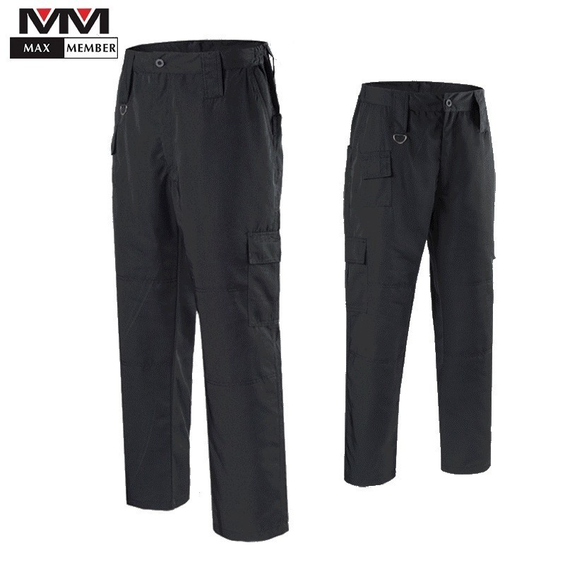 Military Pants Black Men Security Overalls Pants Summer Wear-resistant  Labor Protection Trousers Army Tactical Training Pants