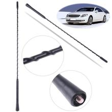 16 inch Universal Car Auto Roof Mast Stereo Radio FM AM Amplified Booster Antenna for BMW VW Benz Toyota Ford Audi