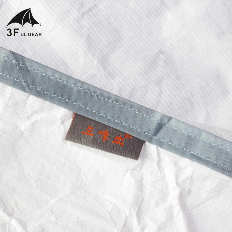 3f ul gear Tyvek спальный мешок крышка лайнер водонепроницаемый Bivy мешок