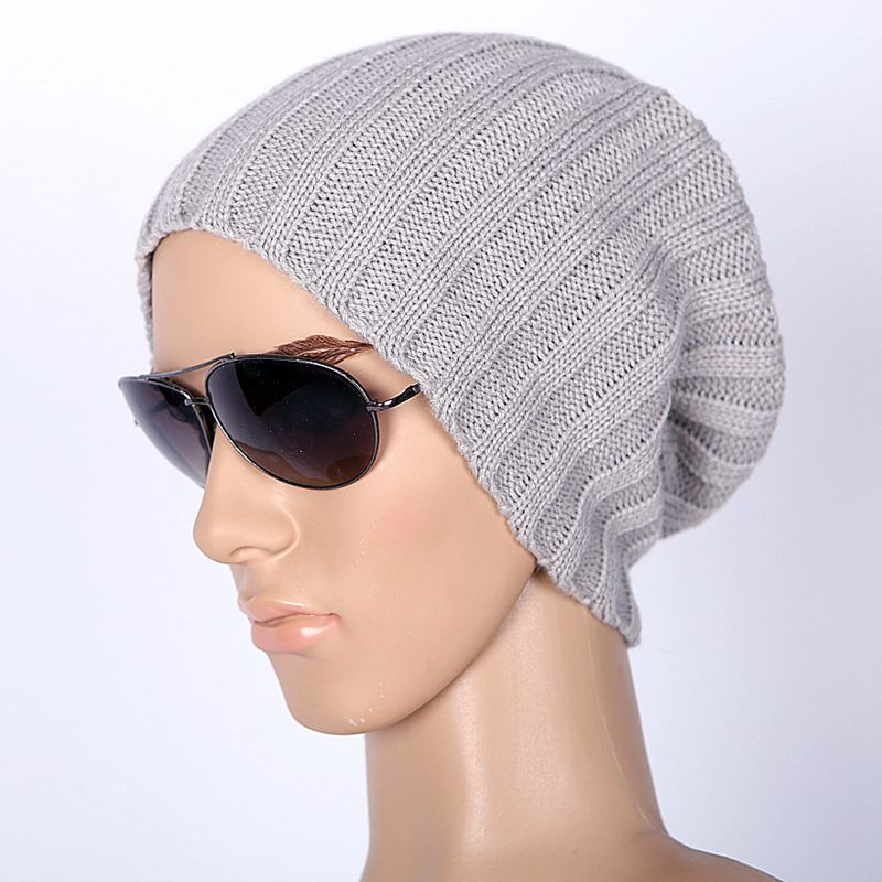 Maylooks 2017 Spring New Hats for Women Skullies Beanies for Women Fashion Knitted Wool Hat Casual High Quality Hats HN12 skullies