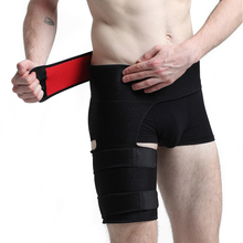 Sports Safety Free Size Adult Protective Leg Support Breathable Guard Against Pulled Muscle Hip Groin Protection Waist