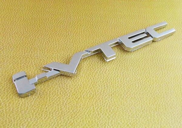Auto car chrome i-VTEC IVTEC for Civic Accord Emblem Badge Sticker auto car chrome turbodiesel turbo diesel emblem badge sticker