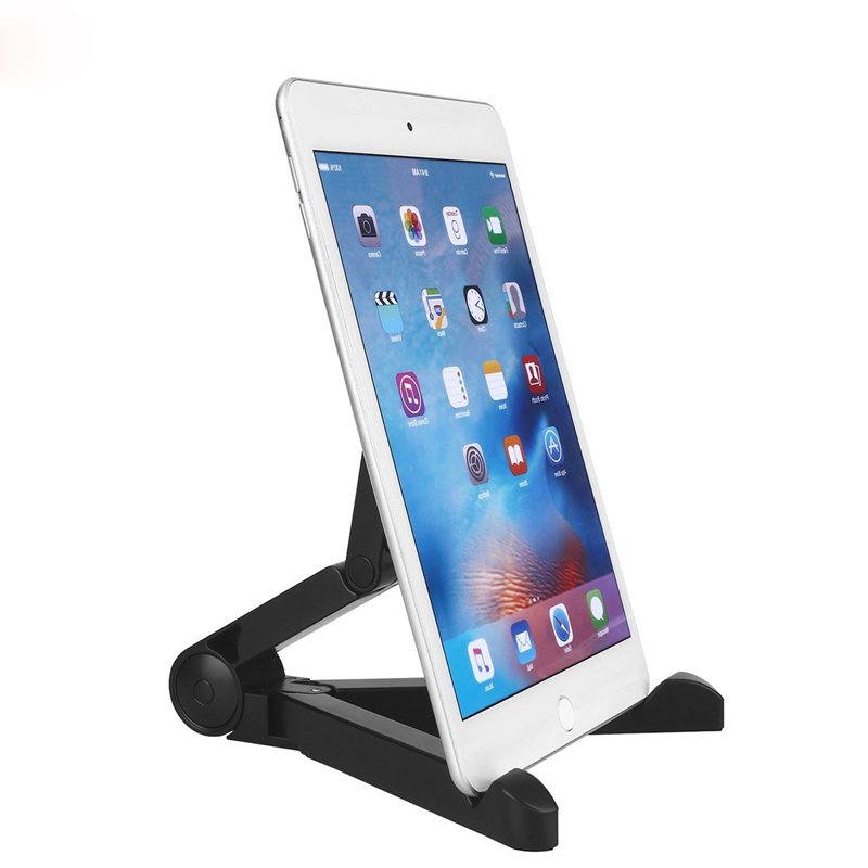 Hot Selling Portable Tablet Stand Holder for iPad 2 3 4 Air 5 6 Mini with adjustable large degree rotation