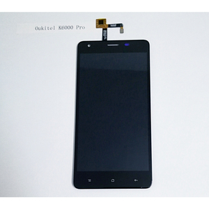 Для Oukitel K6000 Pro 100% Оригинальный ЖК-дисплей и TP кодирующий преобразователь сенсорного экрана в сборе + инструменты 5,5 дюйма 1920x1080P Oukitel K6000 Pro