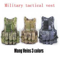 Free shipping New 2014 Mang Veins CS Molle Tactical colete Army fans amphibious vests PRO airsoft vest Bullet Proof Vest Hot!