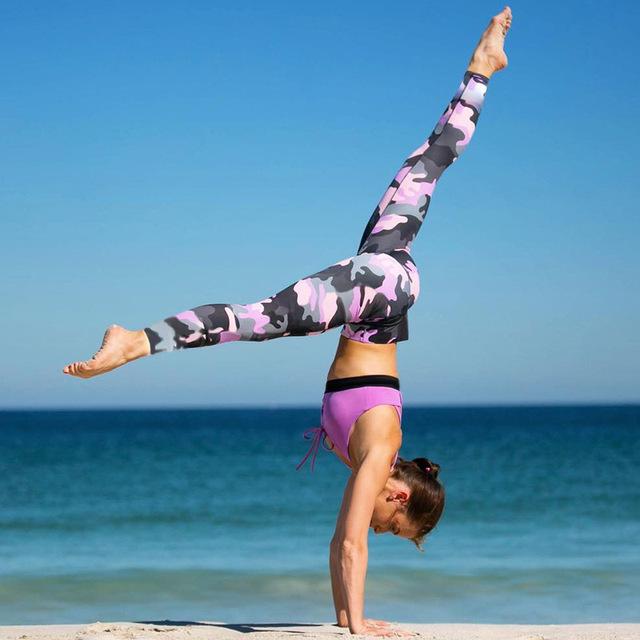 Yoga Sports Leggings For Women Sports