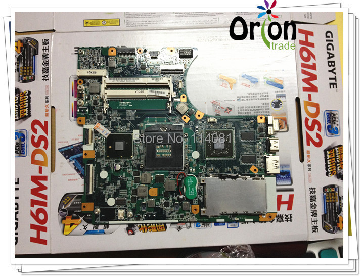 NEW ,For sony A1771578A MBX-225 M980 REV 1.1 laptop motherboard 100% Tested working free shipping