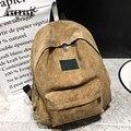 Hot Sale Women Backpack Corduroy School Bags For Teenage Girls Student Bookbag Leisure Large Capacity Fashion Travel Bags