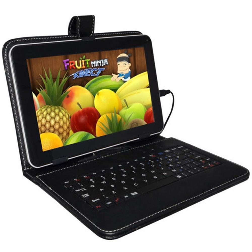 Free Shipping Bluetooth 3800mha battery Boda 9 8GB/16GB Quad core Allwinner Dual Camera Android 4.4 Tablet PC Keyboard Bundle