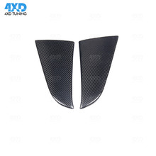 XF Fender Vent Trim Cover For Jaguar Carbon fender Side car sticker Decoration add on style 2012 2013 2014 2015