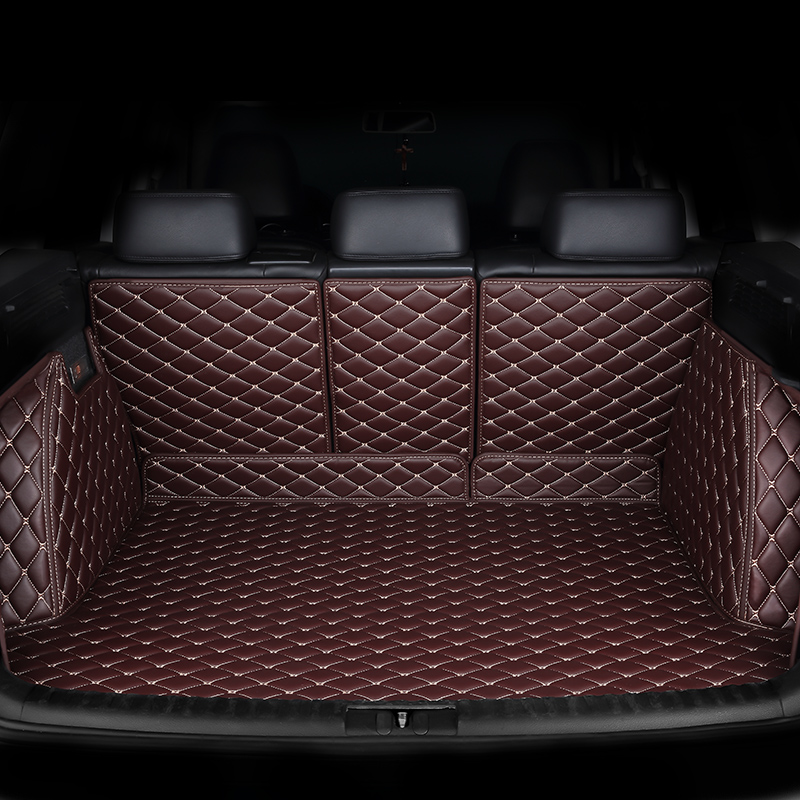 HeXinYan Custom Car Stamm Matte für Jeep alle modelle compass wrangler patriot Cherokee Grand Cherokee Renegade auto styling