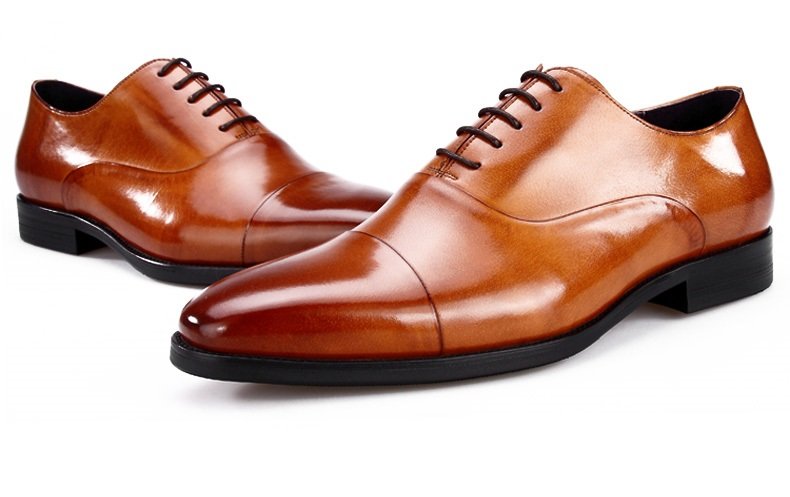 Fashion black / brown formal shoes mens dress shoes genuine leather oxfords business shoes mens wedding shoes loisword fashion black brown formal shoes mens dress shoes genuine leather oxfords business shoes mens wedding shoes