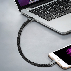 Image 5 - Sports Portable Wireless Quick Charger Usb Bracelet Charger Date Cable For Apple iphone cable Xs max Xr X 8 7 6 5 s plus ipad