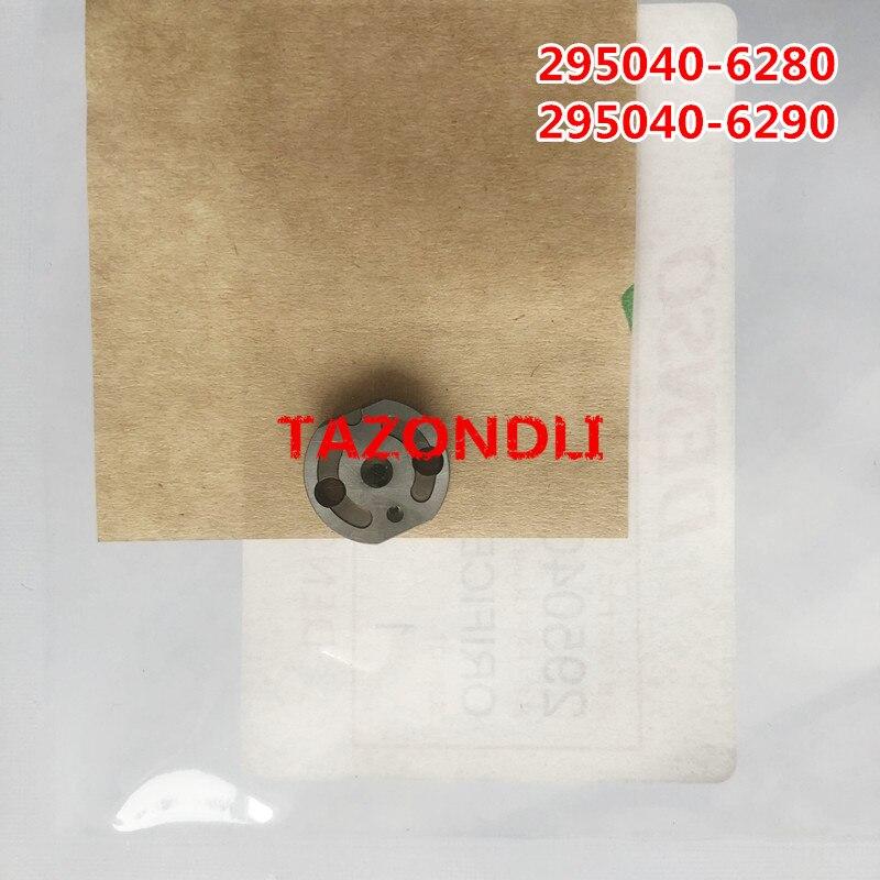 4 PIECES Common Rail Control Valve Orifice Plate 295040 6280 295040 6290 for isu zu G2