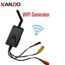 Беспроводной Wi-Fi сигнальное устройство камера wifi чип беспроводной передатчик CCTV wifi CCTV безопасности беспроводной передатчик чип fpv-передатчик