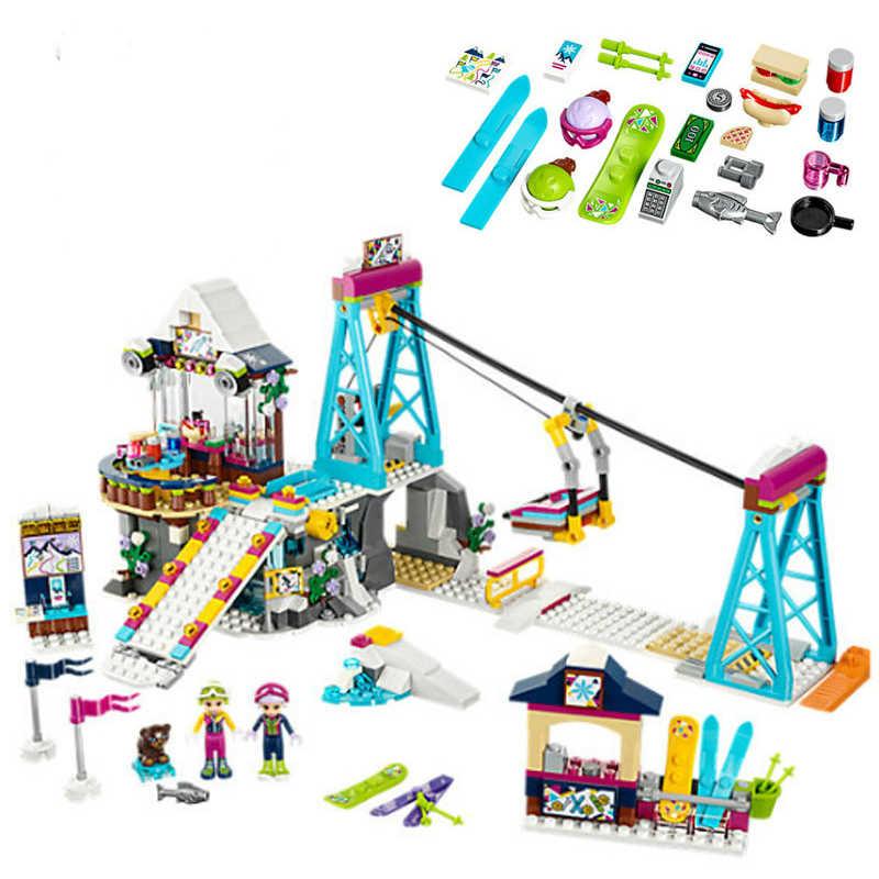 Legoings Castelo Da Princesa Meninas Elsa Belle Ariel Figuras Tijolos Blocos De Construção De Casas das Meninas Amigos Stephanie Figura Menina Brinquedos
