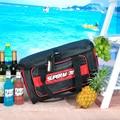 Super extra Grande caixa de almoço mais frio saco Térmico cooler box Carro à prova d' água 30L saco bolsa termica