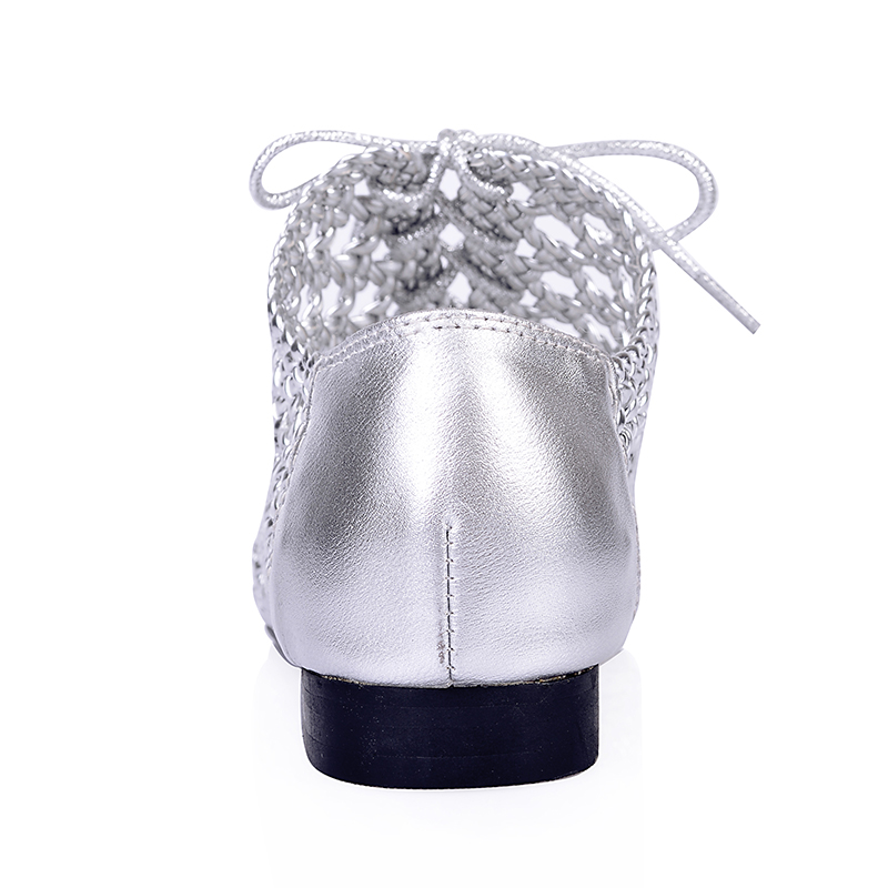 Arden Furtado 2018 moda Primavera Verano zapatos de cuero genuino mujer planos mujeres zapatos casuales mocasines señoras zapatos de oro-in Zapatos planos de mujer from zapatos    2