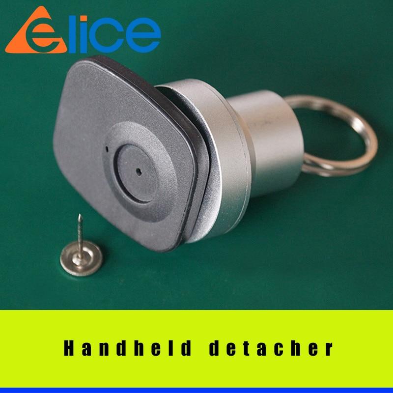 2 PCS Universial Remover Foraminiferous Magnet Lockpick For Hard Tag-JSK-07
