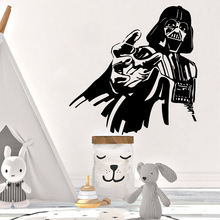 3D Star Wars Wall Stickers Home Furnishing Decorative Sticker Removable Diy Decoration Accessories