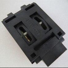 IC51-1444-1014 QFP144 шаг = 0,65 мм Размер = 28x28 мм 32x32 мм IC сиденье тестовый стенд