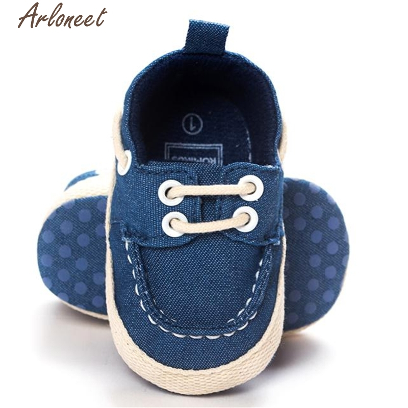 ARLONEET Baby Toddler Soft Sole Leather Shoes Infant Boy Girl Toddler Shoes &
