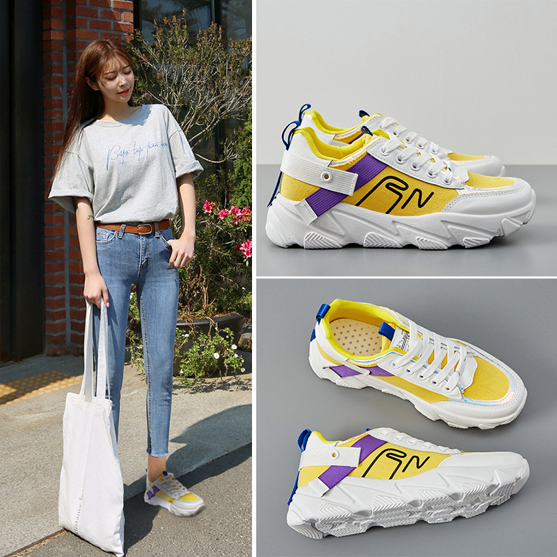 Leader Show Athletic Shoes For Woman Trend Light Solf Women Sneaker Brand Walking Shoes Zapatos Mujer Woman Athletic Shoes Solf