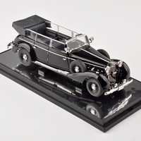 1 43 Scale Diecast Classic Car Model Cheap Model Car Toy For Boys Offener Tourenwagen Display