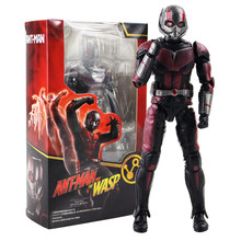 15cm Ant Man Action Figure Super Hero Ant Man And The WASP PVC Figure Collectible Model Toy Gift For Kids(China)
