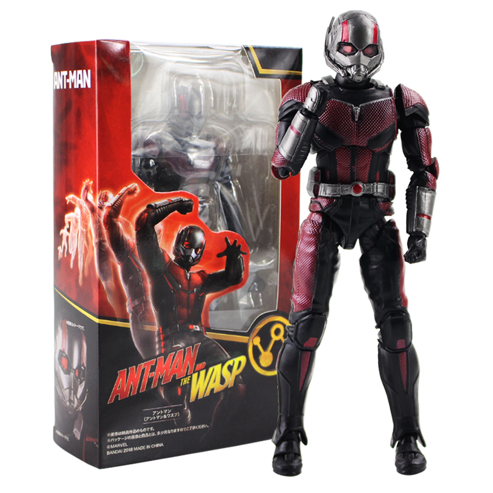 15cm Avengers Ant Man Action Figure Super Hero Ant Man And The WASP PVC Figure Collectible Model Toy Gift For Kids15cm Avengers Ant Man Action Figure Super Hero Ant Man And The WASP PVC Figure Collectible Model Toy Gift For Kids
