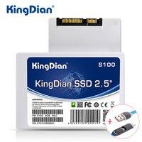 KingDian SSD 8GB 16GB 32GB S100 3 Years Warranty SATA SATA2 Hard Drive Disk 8G 16G