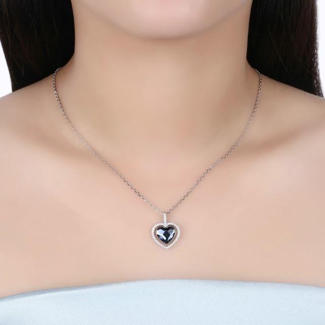 Купить ожерелья высокого качества серебряного цвета для женщин ожерелье картинки