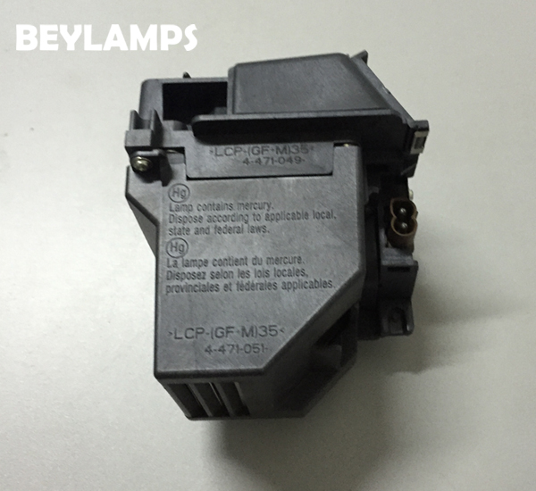 High Quality Projector Lamp With Housing LMP-H260 For Sony VPL-VW500ES / VPL-VW600ES Projectors high quality compatible 60 j2203 cb1 projector lamp with housing vip r 150 p16 for mp7720 sl710s pb2120 pb2200 pb2220 etc