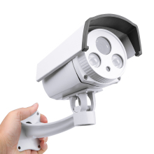 1080P HD POE IP Camera 2.8mm-12mm Motorized Auto Zoom Lens