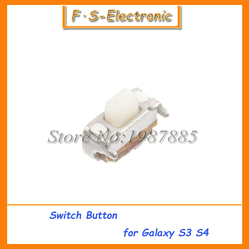 10pcs/lot New Original For Samsung Galaxy S3 I9300 I9305 T999 S4 I9500 I9505 I337 Inside On Off Power Switch Key Button