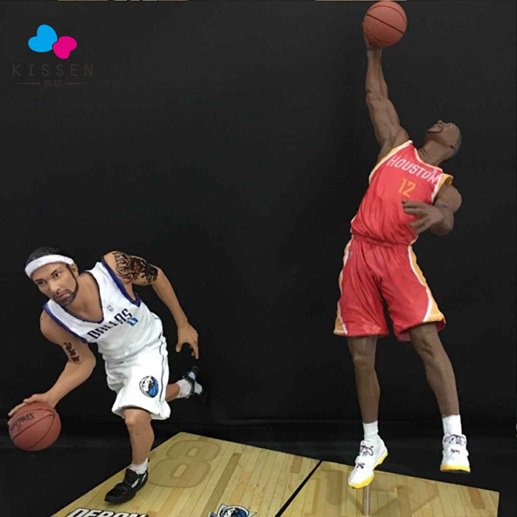 Kissen NBA Star Deron Michael Williams Dwight Howard 15 25cm PVC font b Action b font