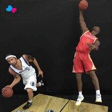 Kissen NBA Star Deron Michael Williams/ Dwight Howard 15-25cm PVC Action Figure Collection Model Toy